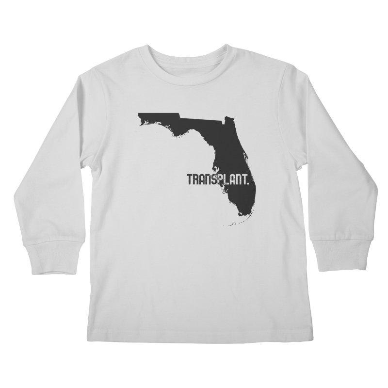 FL Transplant Kids Longsleeve T-Shirt by Pittie Chicks