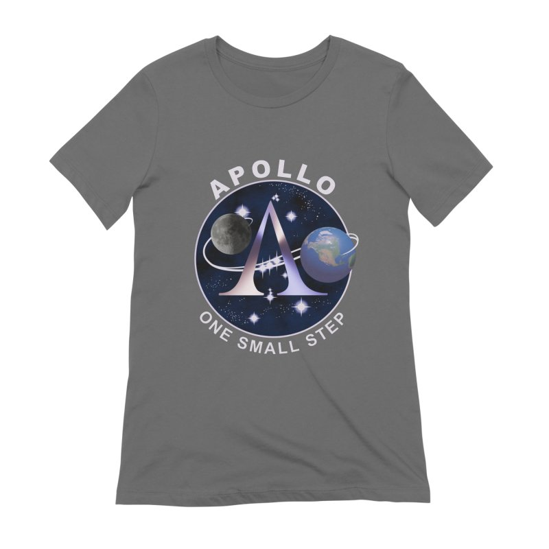 The Explorers: Apollo Women's T-Shirt by PlanetOfMystery's Artist Shop