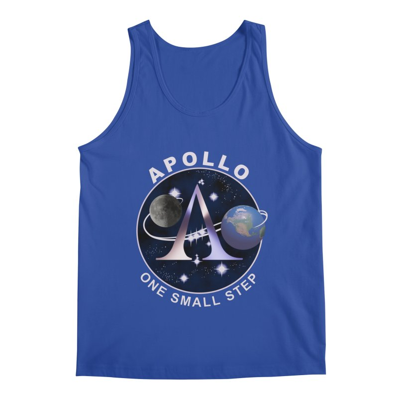 The Explorers: Apollo Men's Tank by PlanetOfMystery's Artist Shop