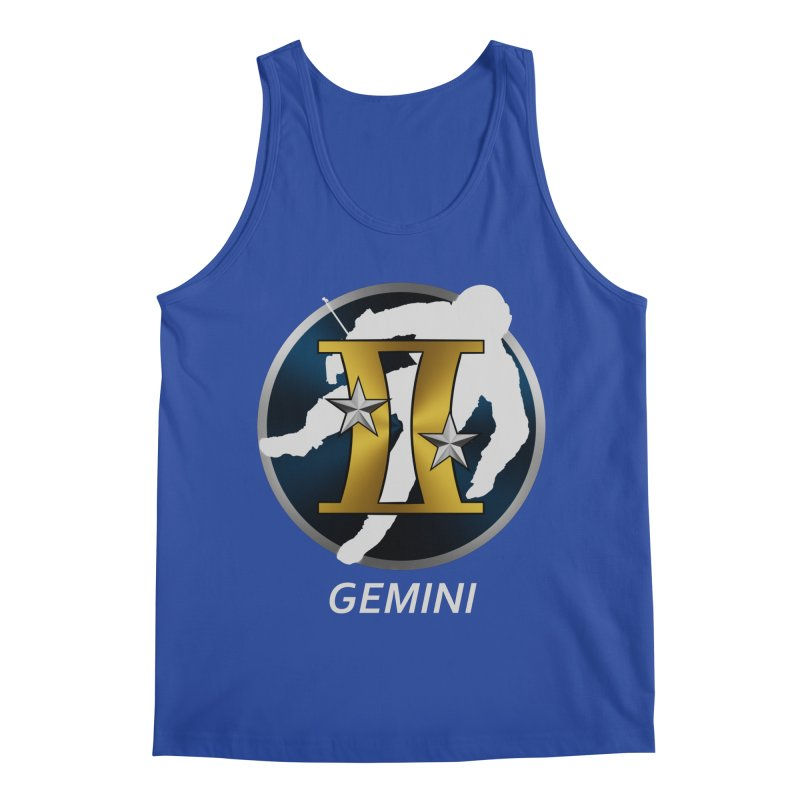 The Explorers: Gemini Men's Tank by PlanetOfMystery's Artist Shop