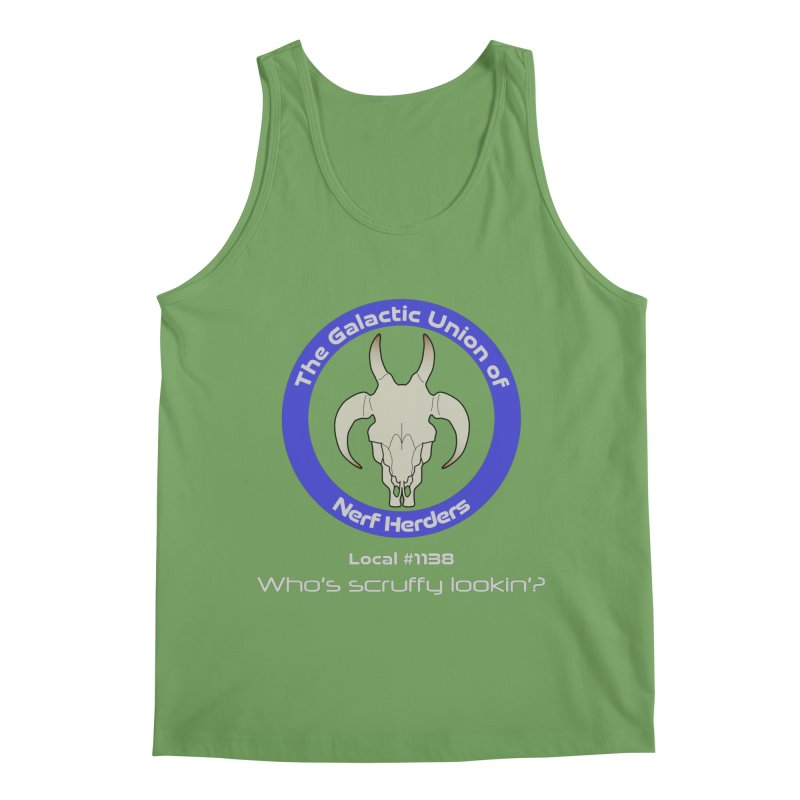 Galactic Union of Nerf Herders Men's Tank by PlanetOfMystery's Artist Shop