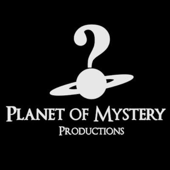 PlanetOfMystery's Artist Shop Logo