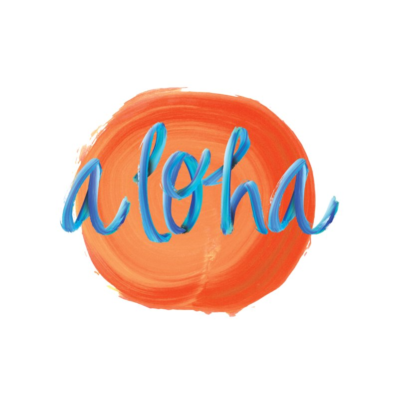 Aloha! by Pnkflpflps's Artist Shop