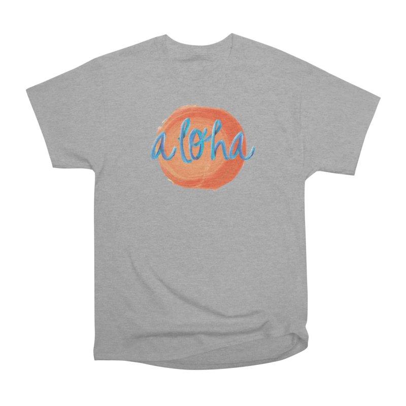 Aloha! Men's Classic T-Shirt by Pnkflpflps's Artist Shop