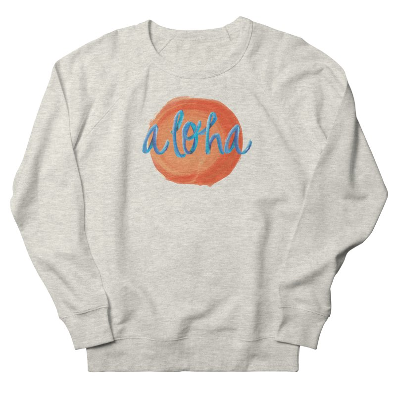 Aloha! Men's Sweatshirt by Pnkflpflps's Artist Shop