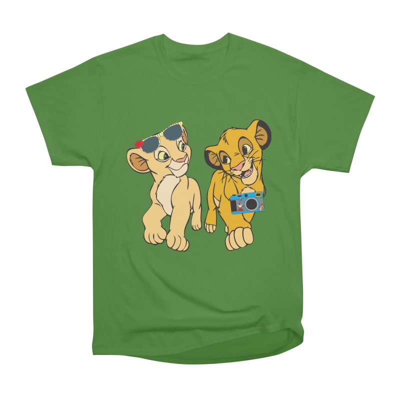 We're Not Tourist! Men's Classic T-Shirt by Pnkflpflps's Artist Shop