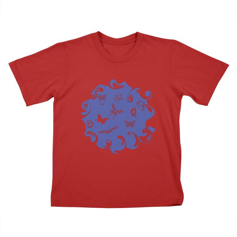 You Give Me Butterflies Kids T-shirt by Pnkflpflps's Artist Shop
