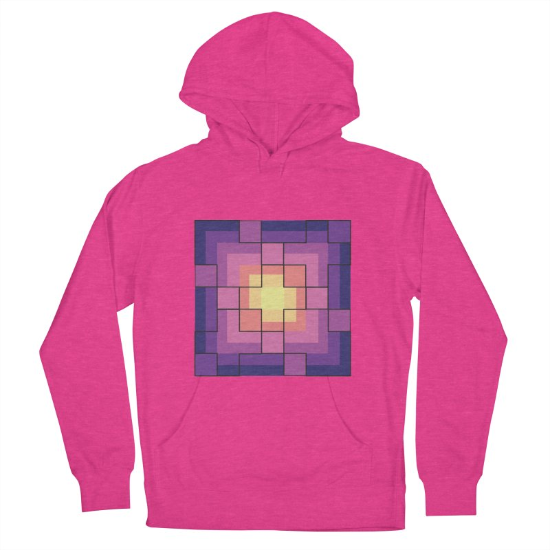 color blocks! Women's Pullover Hoody by Pnkflpflps's Artist Shop