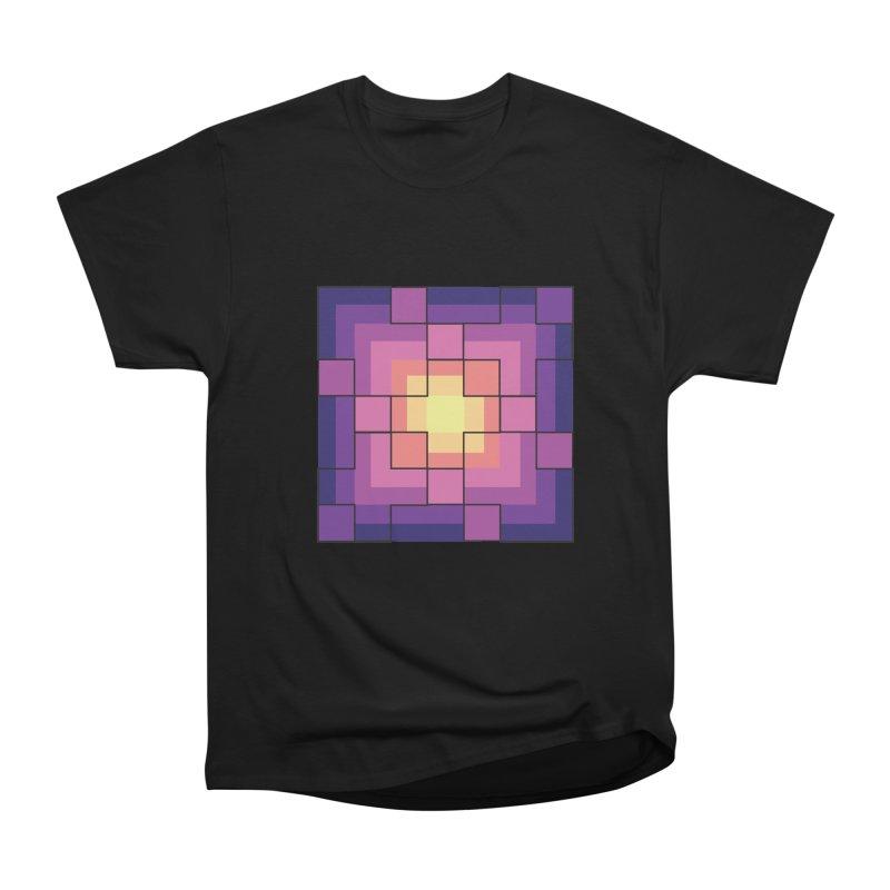 color blocks! Men's Heavyweight T-Shirt by Pnkflpflps's Artist Shop
