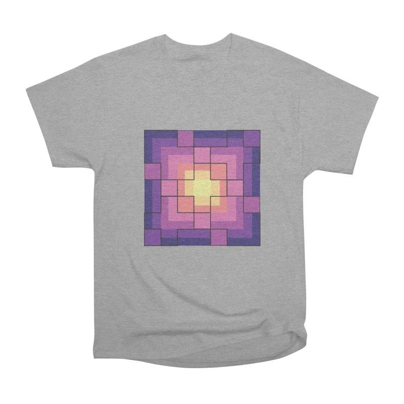 color blocks! Men's Classic T-Shirt by Pnkflpflps's Artist Shop