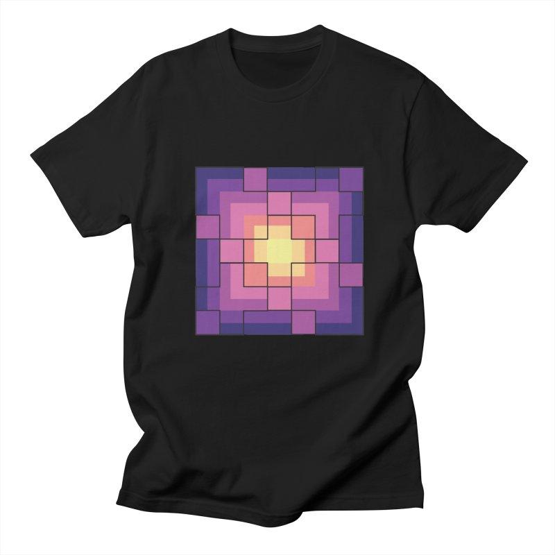 color blocks! Men's T-shirt by Pnkflpflps's Artist Shop