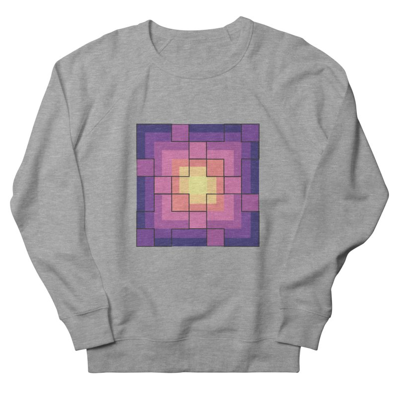 color blocks! Women's French Terry Sweatshirt by Pnkflpflps's Artist Shop