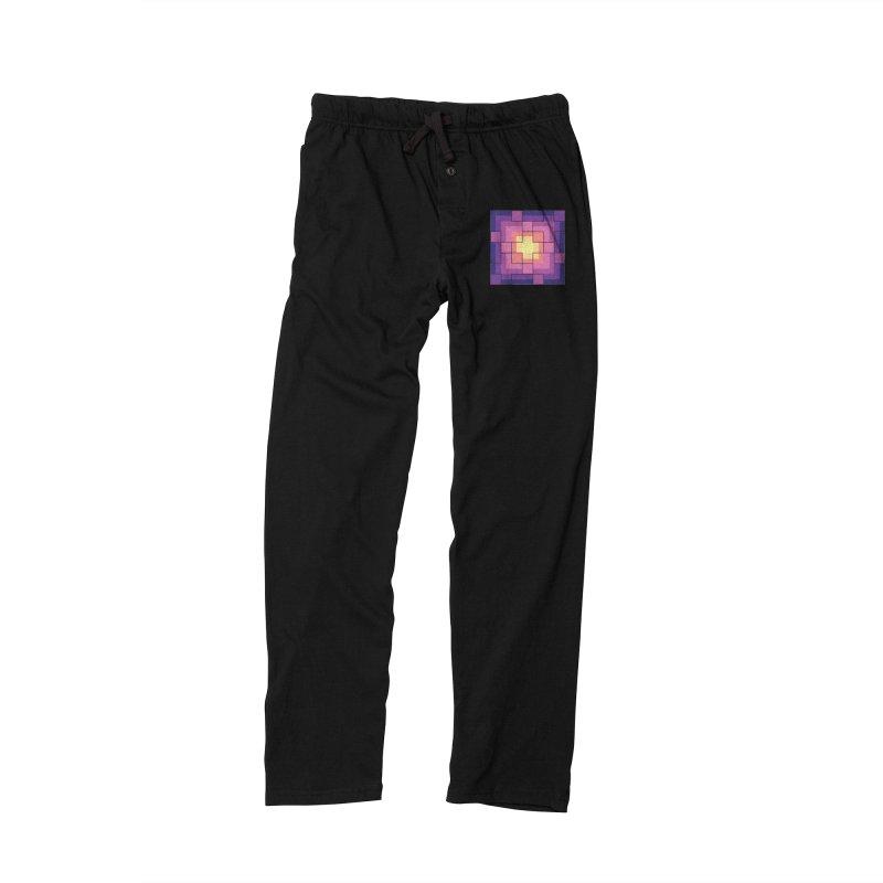 color blocks! Men's Lounge Pants by Pnkflpflps's Artist Shop