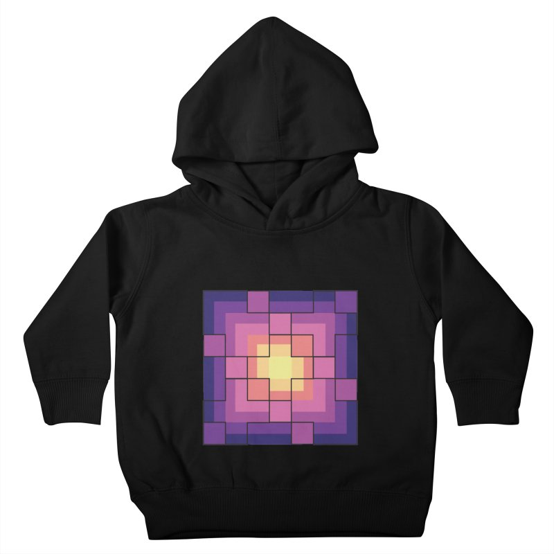 color blocks! Kids Toddler Pullover Hoody by Pnkflpflps's Artist Shop