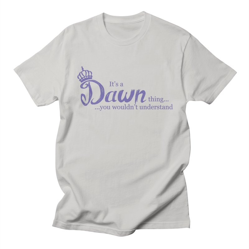 Dawn Thing! Men's T-shirt by Pnkflpflps's Artist Shop