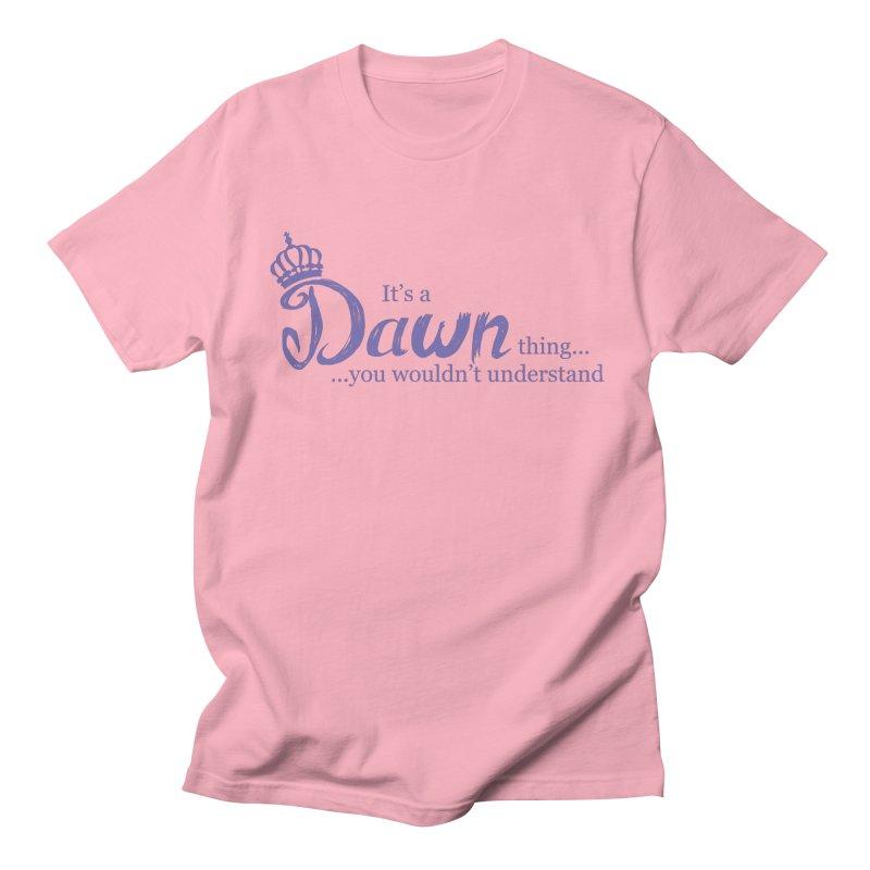 Dawn Thing! Men's Regular T-Shirt by Pnkflpflps's Artist Shop