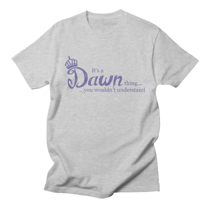 Dawn Thing! Men's Regular T-Shirt by Pnkflpflps's Artist Shop
