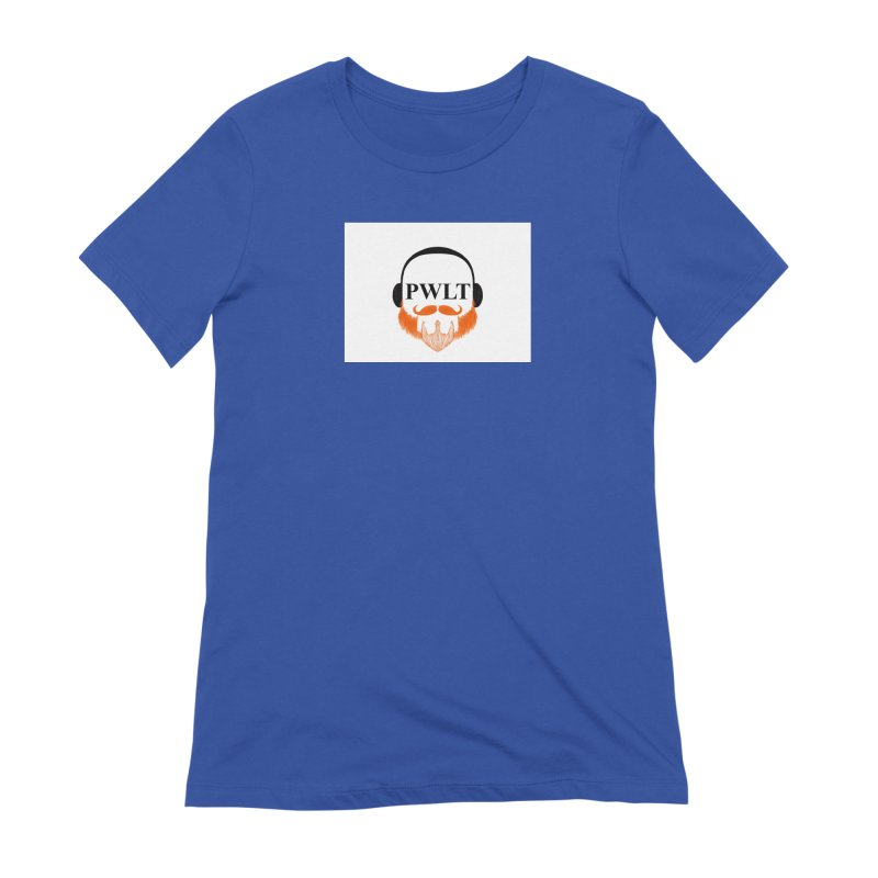 PWLT Women's Extra Soft T-Shirt by Podcasts We Listen To