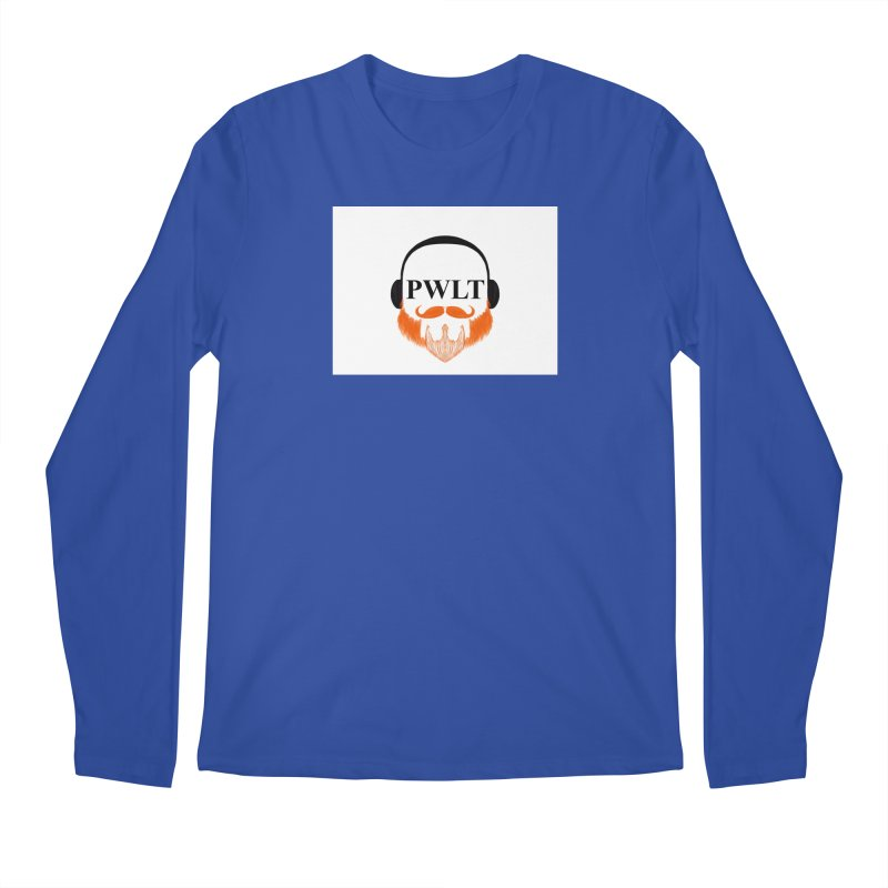 PWLT Men's Regular Longsleeve T-Shirt by Podcasts We Listen To