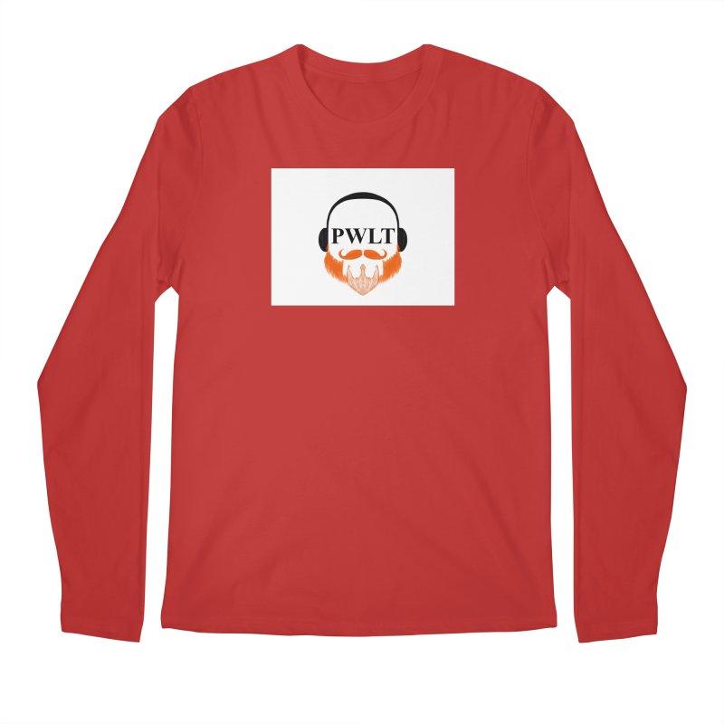 PWLT Men's Regular Longsleeve T-Shirt by Podcasts We Listen To