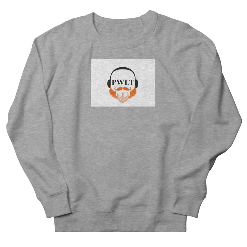 PWLT Men's French Terry Sweatshirt by Podcasts We Listen To