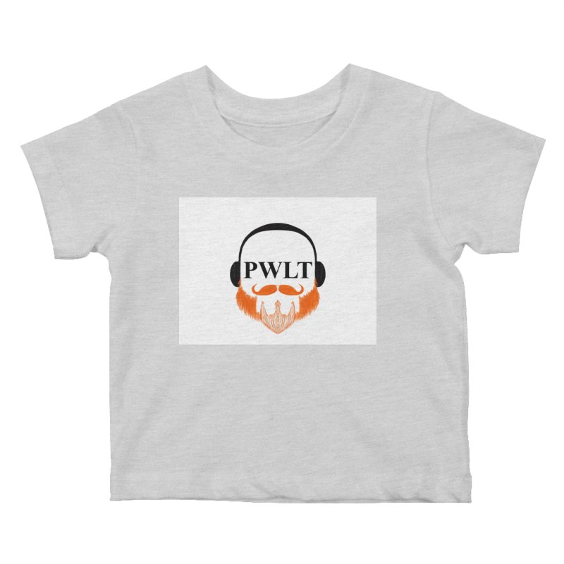 PWLT Kids Baby T-Shirt by Podcasts We Listen To