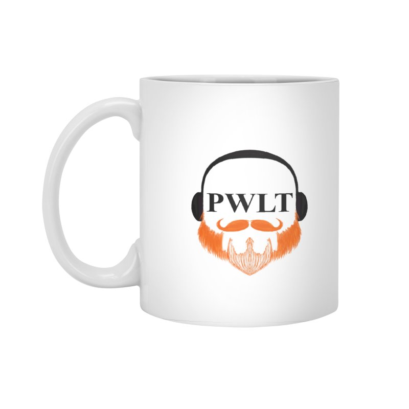 PWLT Accessories Standard Mug by Podcasts We Listen To