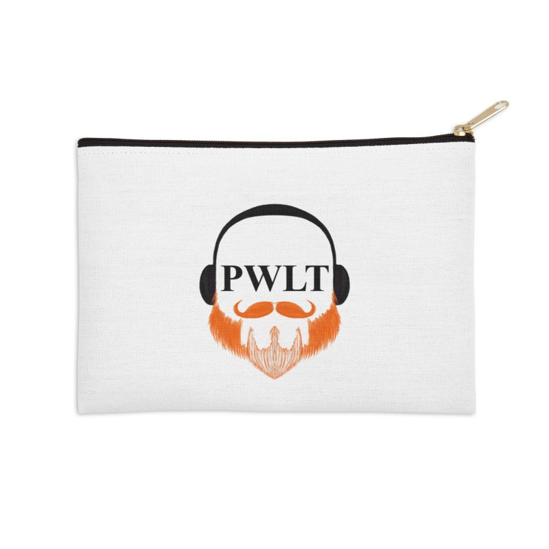 PWLT Accessories Zip Pouch by Podcasts We Listen To