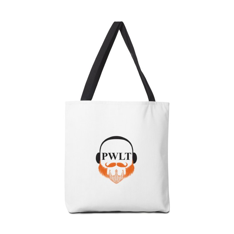 PWLT Accessories Tote Bag Bag by Podcasts We Listen To