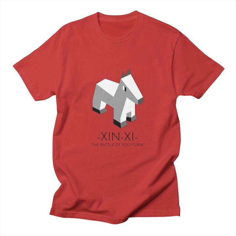 XIN-XI TEE Men's T-Shirt by Polytopia shop of souvenirs