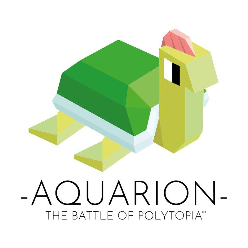 AQUARION TEE Men's T-Shirt by Polytopia shop of souvenirs