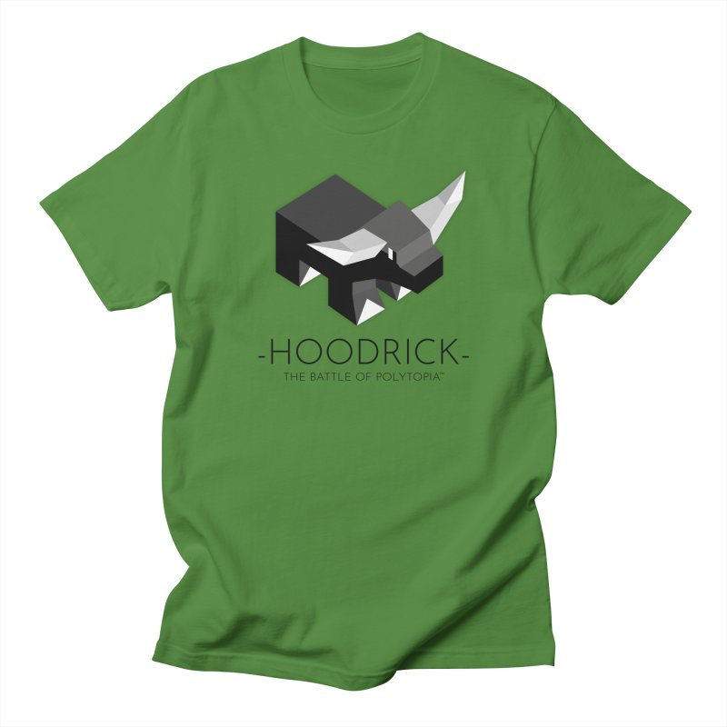 HOODRICK TEE in Men's Regular T-Shirt Clover by Polytopia shop of souvenirs
