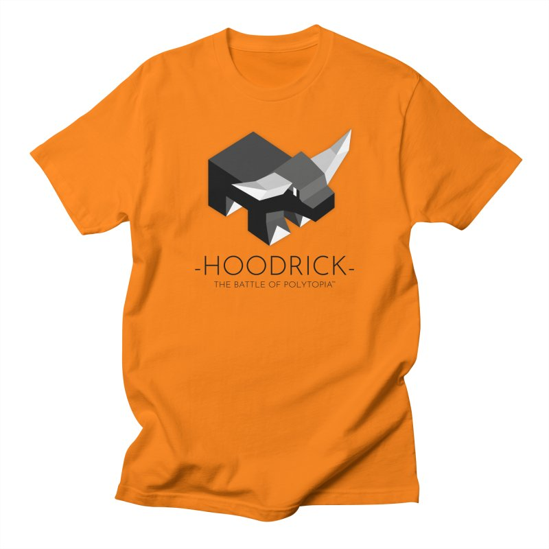 HOODRICK TEE Women's T-Shirt by Polytopia shop of souvenirs