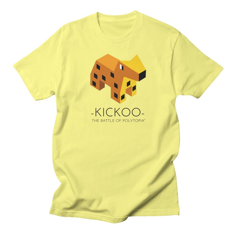 KICKOO TEE Men's T-Shirt by Polytopia shop of souvenirs