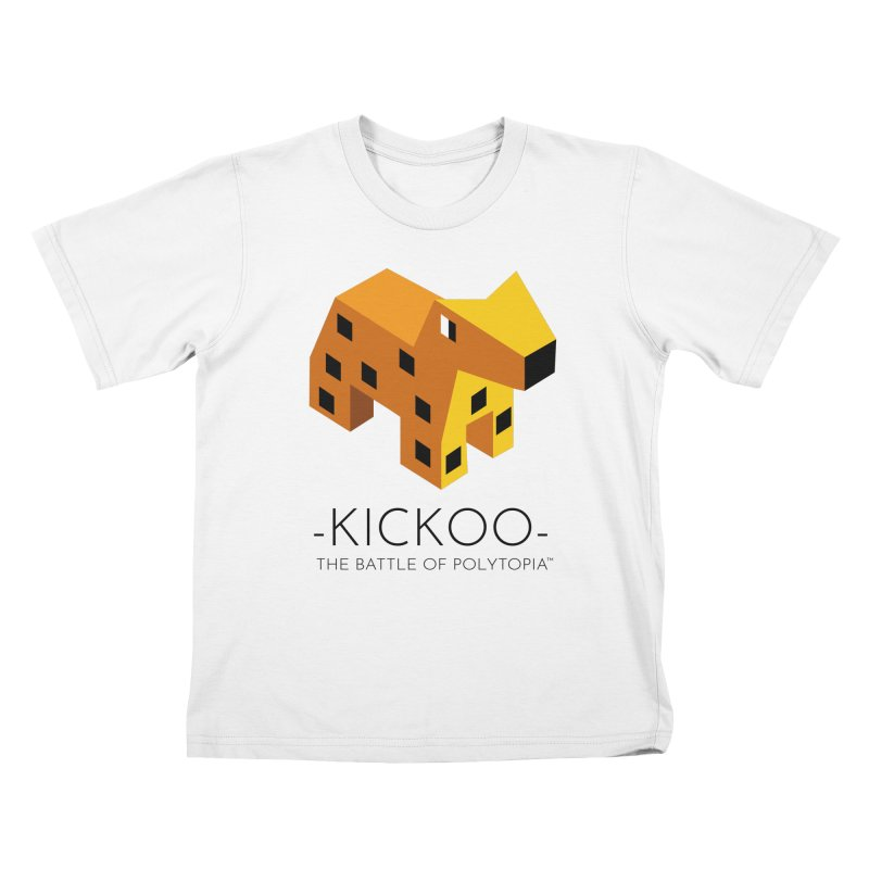 KICKOO TEE Kids T-Shirt by Polytopia shop of souvenirs