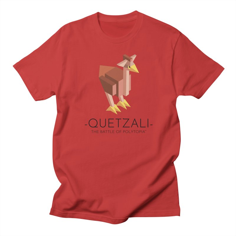 QUETZALI TEE Women's Regular Unisex T-Shirt by Polytopia shop of souvenirs