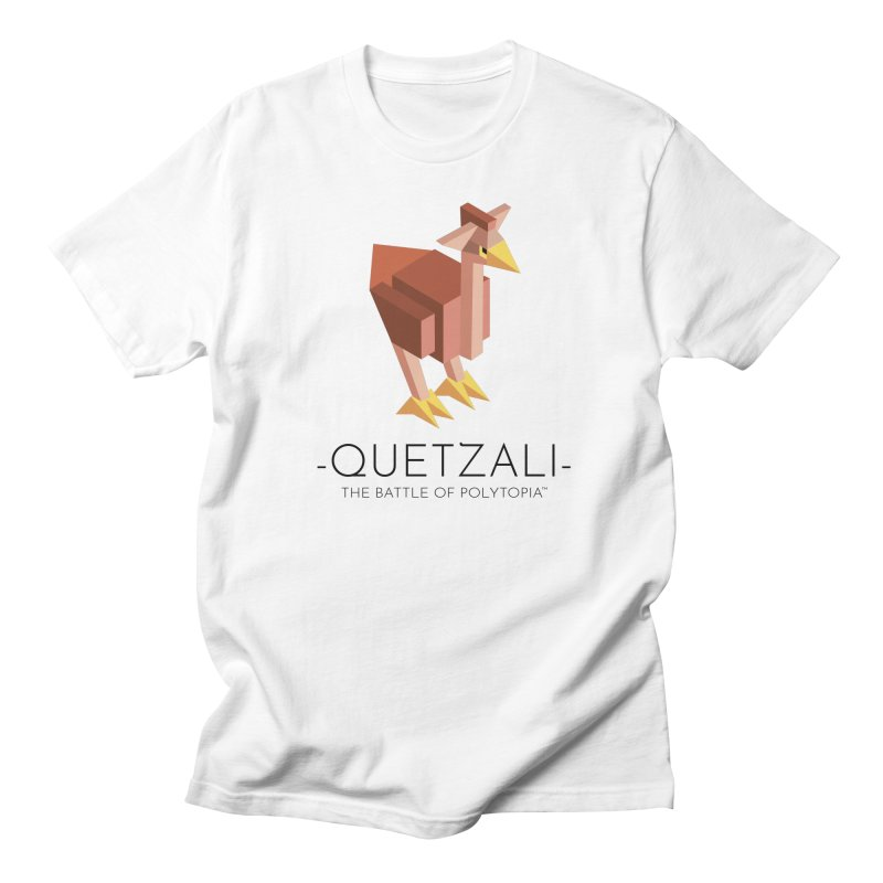 QUETZALI TEE Men's Regular T-Shirt by Polytopia shop of souvenirs