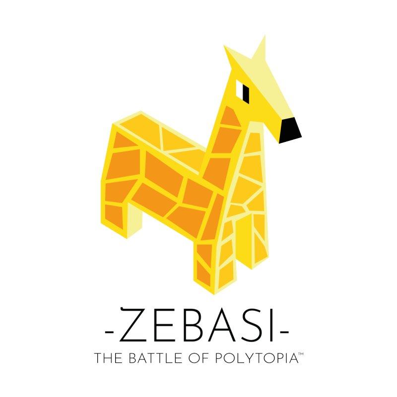 ZEBASI TEE Men's T-Shirt by Polytopia shop of souvenirs