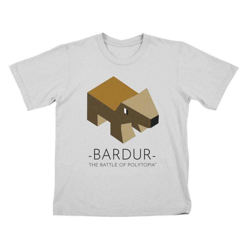 BARDUR TEE Kids T-Shirt by Polytopia shop of souvenirs