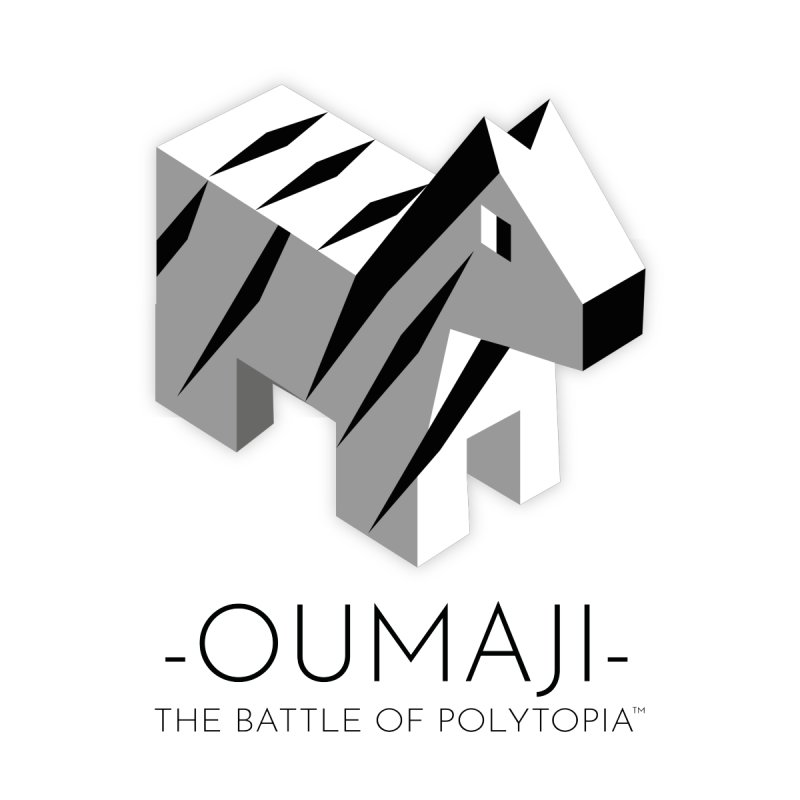 OUMAJI TEE Men's T-Shirt by Polytopia shop of souvenirs