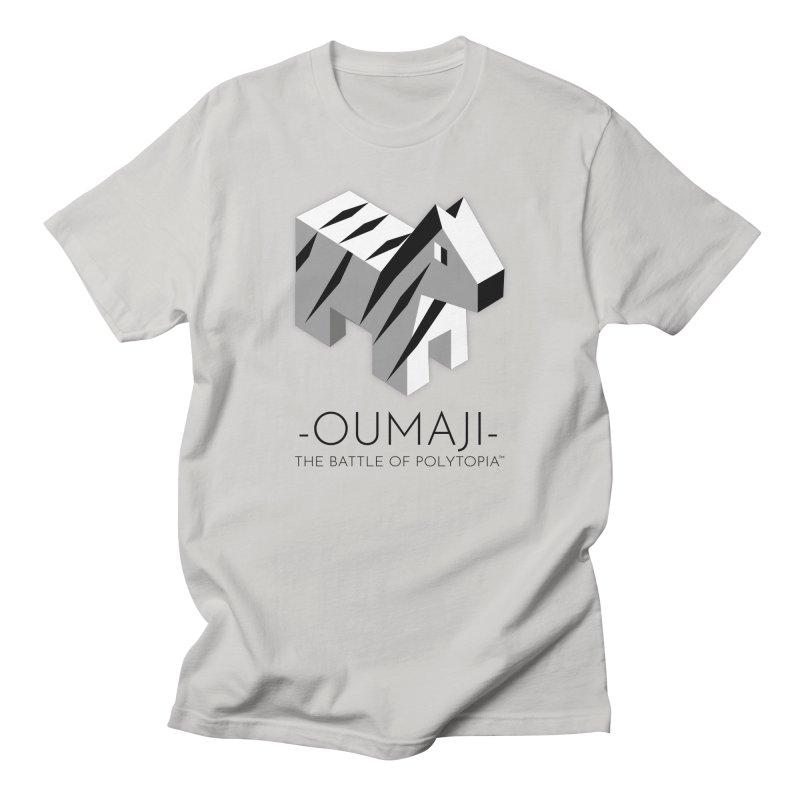 OUMAJI TEE Men's T-Shirt by Polytopia shop of souvenirs