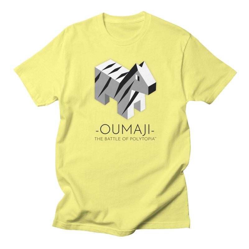 OUMAJI TEE Women's Regular Unisex T-Shirt by Polytopia shop of souvenirs
