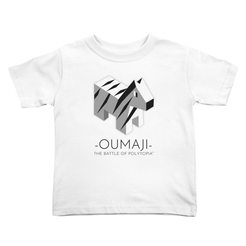 OUMAJI TEE Kids Toddler T-Shirt by Polytopia shop of souvenirs