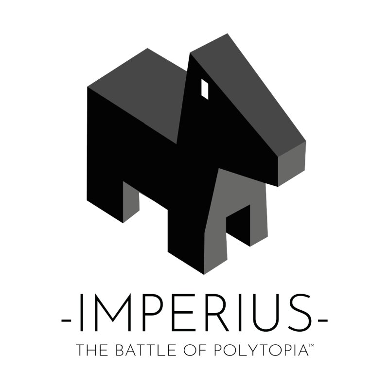 IMPERIUS TEE Men's T-Shirt by Polytopia shop of souvenirs