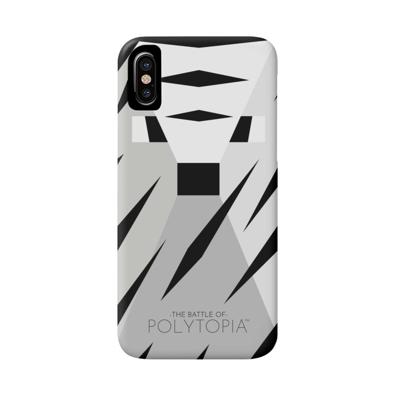 SHEBRA PHONECASE in iPhone X / XS Phone Case Slim by Polytopia shop of souvenirs