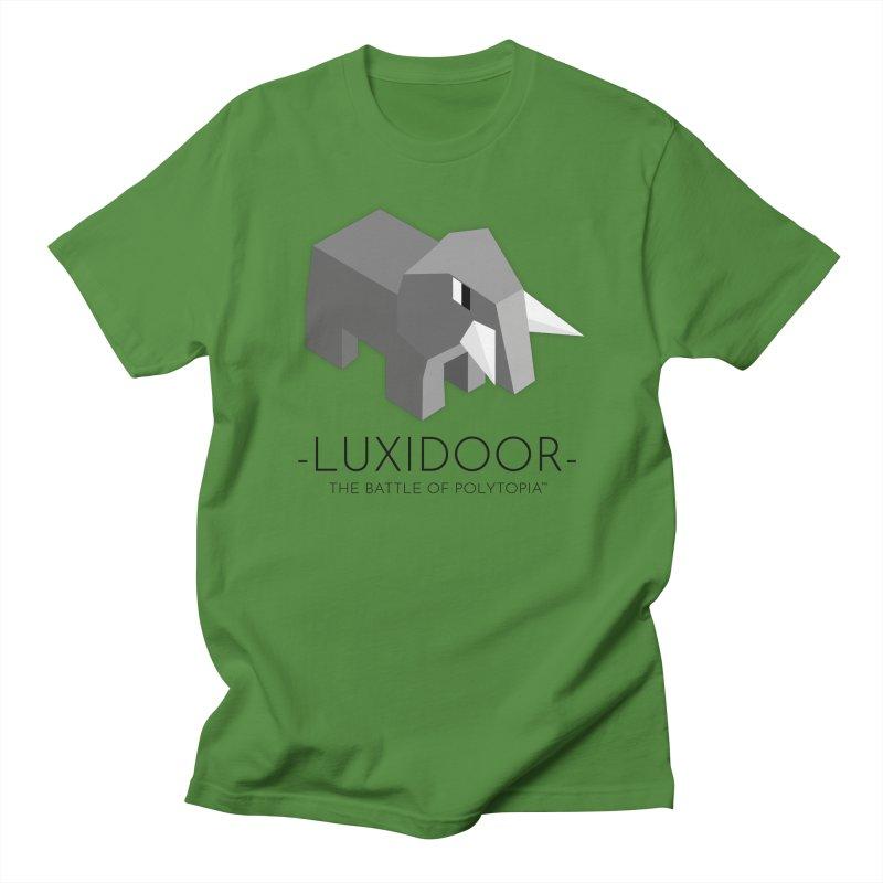 LUXIDOOR TEE Women's Regular Unisex T-Shirt by Polytopia shop of souvenirs