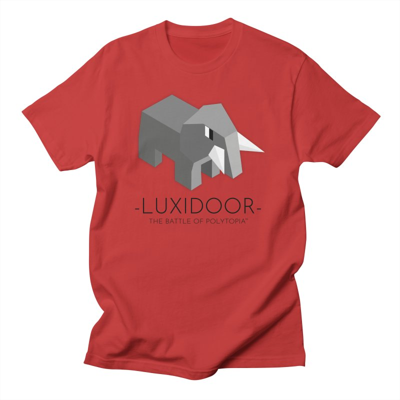 LUXIDOOR TEE Women's T-Shirt by Polytopia shop of souvenirs