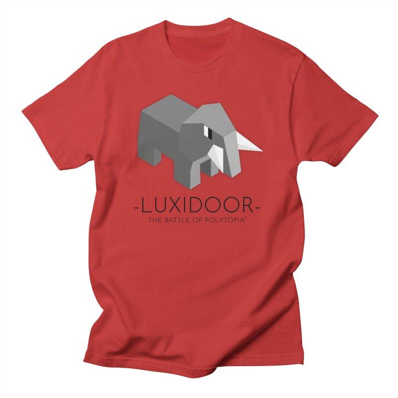 LUXIDOOR TEE Women's T-Shirt by Polytopia shop of souvenirs