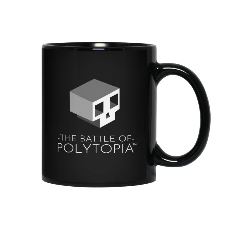 VENGIR MUG BLACK Accessories Mug by Polytopia shop of souvenirs