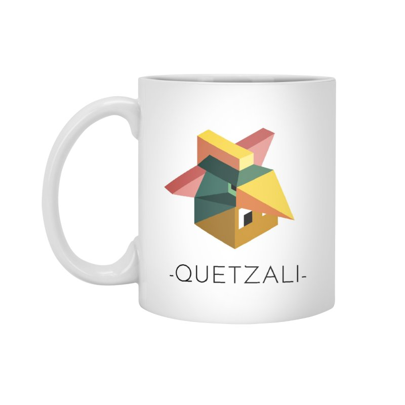 QUETZALI MUG Accessories Mug by Polytopia shop of souvenirs